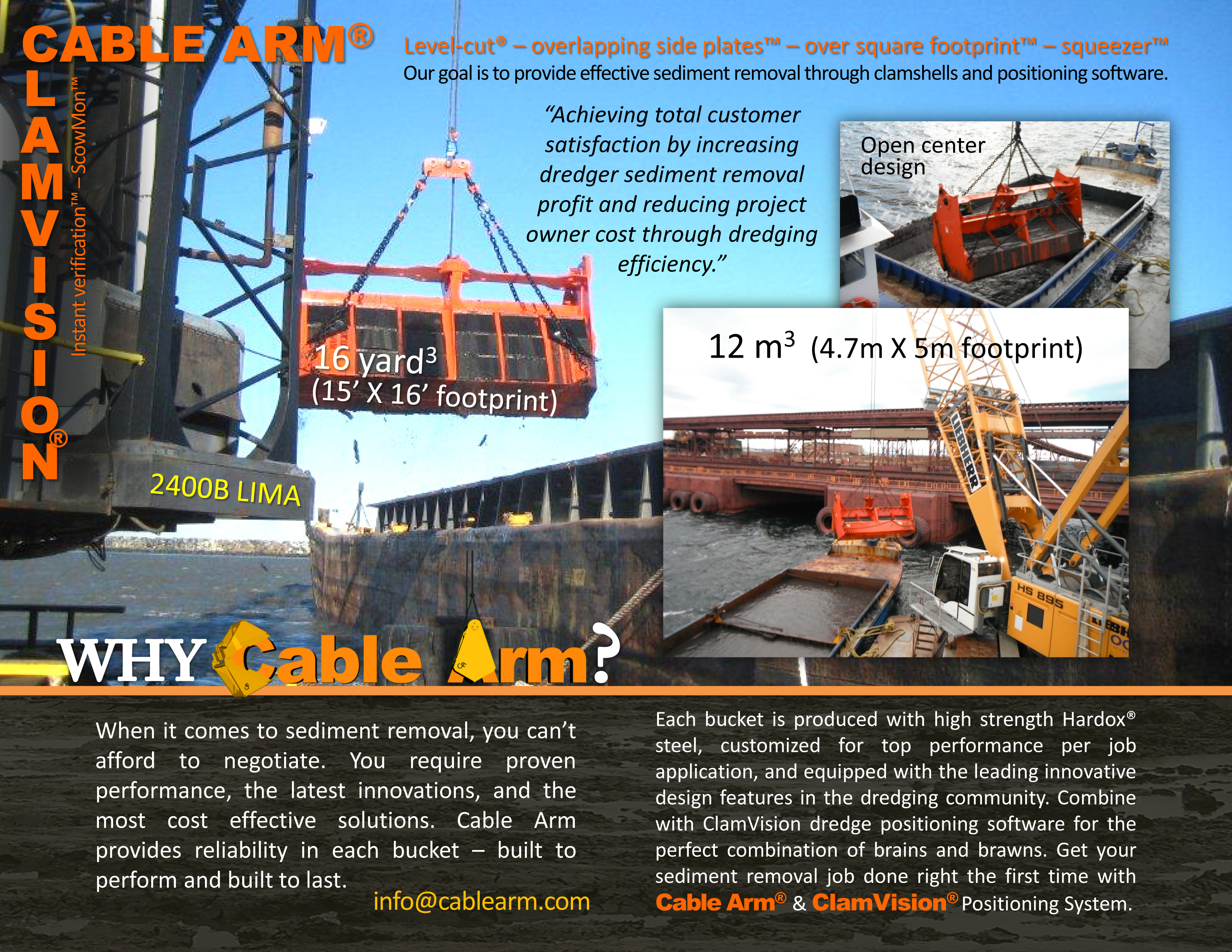 Cable Arm Media